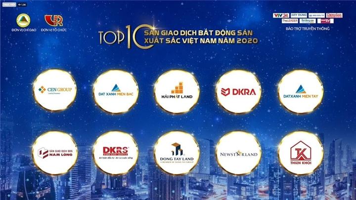 Khẳng định tầm vóc mới, Hải Phát Land thắng 3 giải thưởng lớn trong ngành BĐS